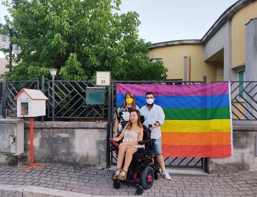 "Telese Terme, città libera e aperta.""Guidati dai principi di uguaglianza sanciti nella Costituzione"""