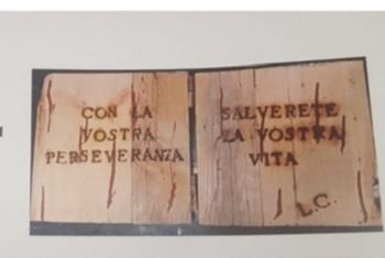 Trafugata l'opera del Maestro Antonio Del Donno presso la Fondazione Policlinico Agostino Gemelli