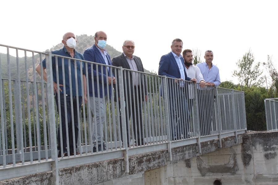 Ultimate le opere del depuratore di Sant'Agata de'Goti nel programma di disinquinamento del bacino del fiume Isclero