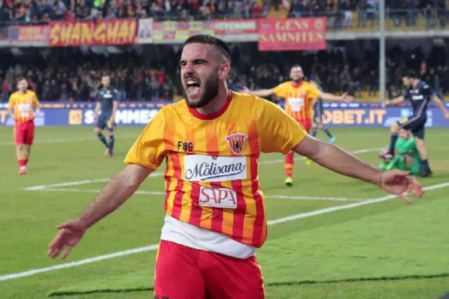 Enrico Brignola torna al Benevento