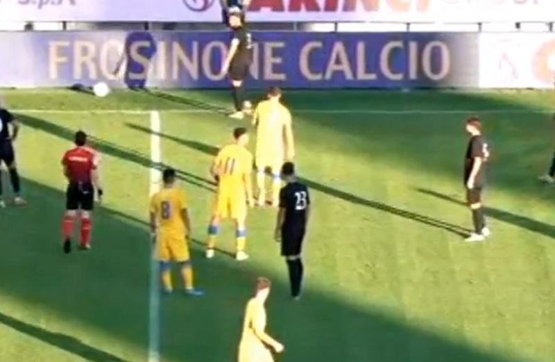 Il Benevento esce imbattuto dallo Stirpe di Frosinone. Pareggio in amichevole 2 a 2 contro i gialloblu