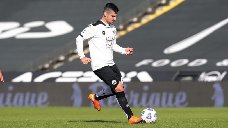 Benevento Calcio. Acquistato Acampora ex Spezia. Sostituirà il partente Schiattarella