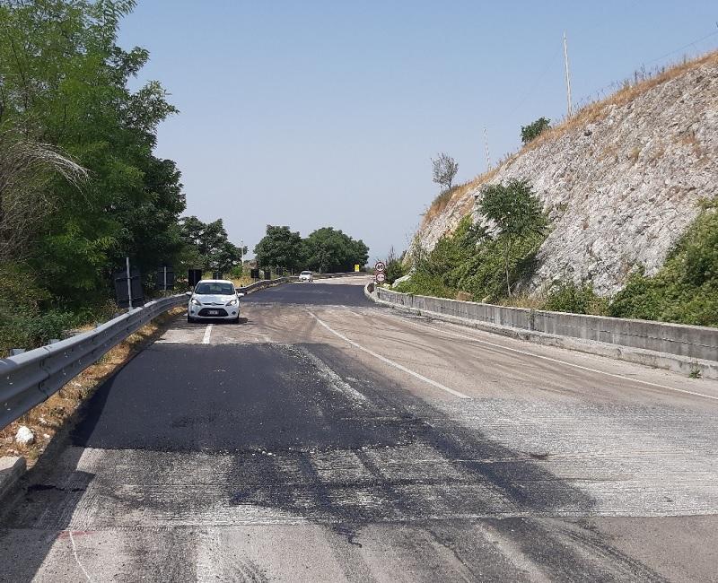 Fondo Valle Isclero procedono i lavori di sistemazione tratti stradali
