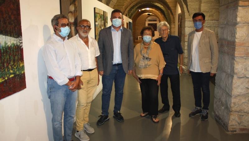 Museo Arcos: inaugurata la mostra di Enrico Pinto