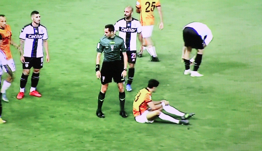 Per il Benevento una beffa ma che ingenuità! Parma 1 Benevento 0