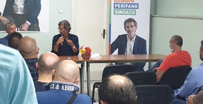 """Elezioni Comunali, Antonio Picariello (Città Aperta): """"il lavoro è la vera priorità""""."""