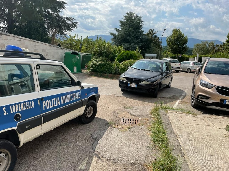 San Lorenzello. La Polizia locale soccorre anziana sola in casa ferita in una caduta