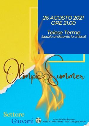 """Giovani Azione Cattolica, """"sfide olimpiche"""" giovedì 26 agosto a Telese Terme"""