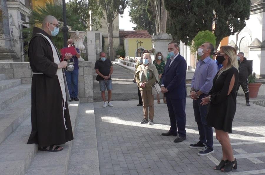 Benevento. Riaperta questa mattina la Chiesa Madre del Cimitero