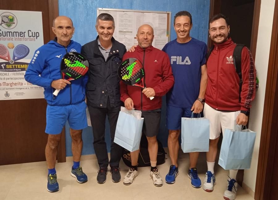 Successo a Molinara per la prima edizione della Paddle Summer Cup