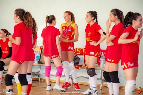 In vista del prossimo campionato prime amichevoli per l'Accademia Volley