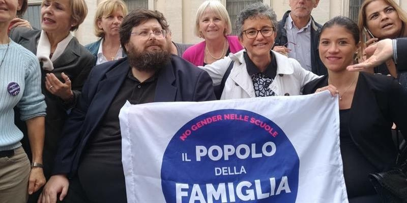 Elezioni: Domani incontro del Presidente Nazionale del Popolo della Famiglia Mario Adinolfi.