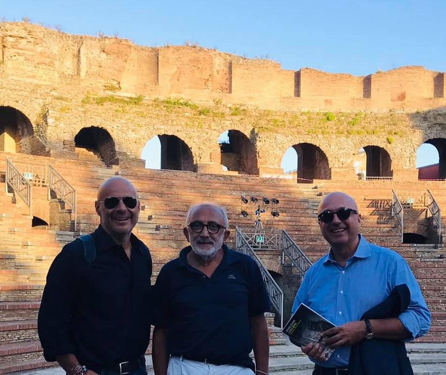 Al Teatro Romano apertura serale sabato 11 settembre