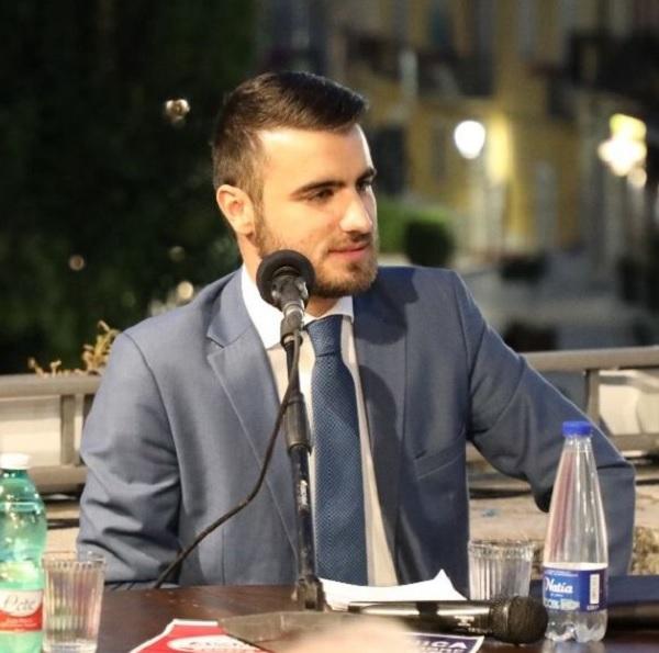 Elezioni Pietrelcina,primo comizio pubblico del candidato sindaco Alessio Scocca