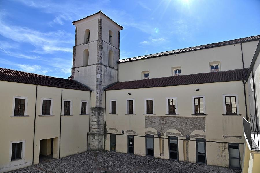 Giornate europee del patrimonio,il Complesso Sant'Agostino apre ai visitatori domenica 26 Settembre
