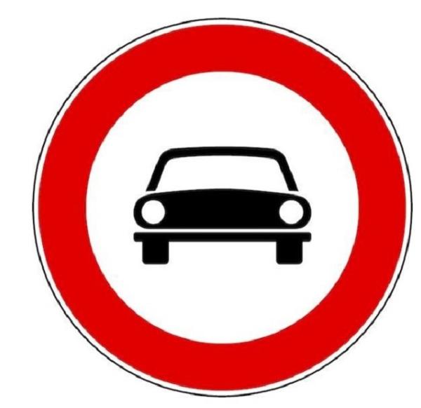 Chiusa al transito per lavori di messa in sicurezza dal 6 al 30 settembre la strada provinciale 45 Montefalcone Valfortore – Statale 90 Bis