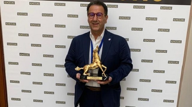 Fatebenefratelli. Gran premio internazionale di Venezia – Leone d'oro Premio per la vita