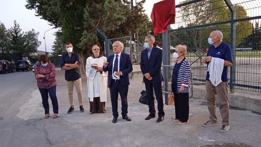 Pietrelcina. Complesso sportivo: intitolato al sindaco emerito Lino Mastronardi