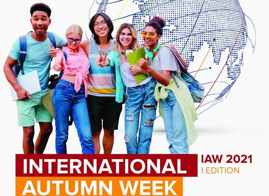 L'Unifortunato presenta International Autumn Week