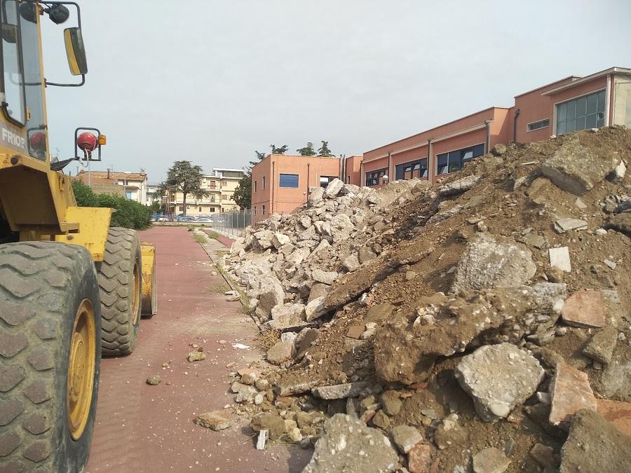 In corso numerosi lavori di edilizia scolastica sul territorio provinciale.