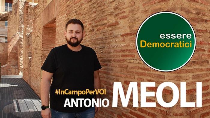 """Essere Democratici, Meoli: """"Benevento ha bisogno di una sua Area Fiera stabile"""""""