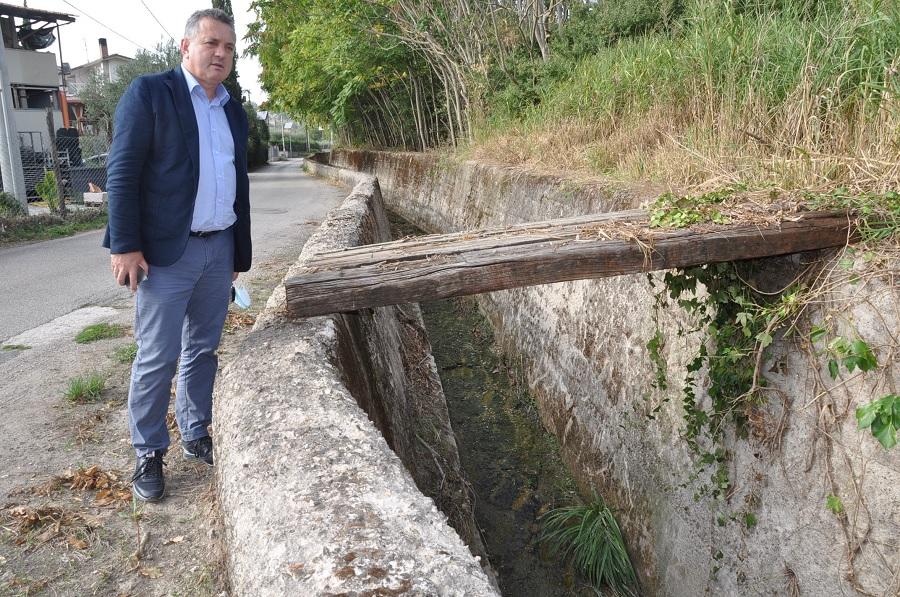 Messa in sicurezza del fiume Calore in zona Pantano. Di Maria approva il progetto esecutivo per un importo di 1.245.208 €