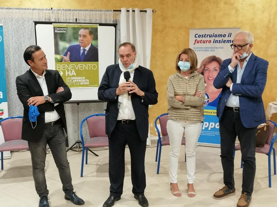 """Giuseppe Petito (Noi Campani) si presenta alla città:  """"Partire da Turismo e politiche giovanili"""""""