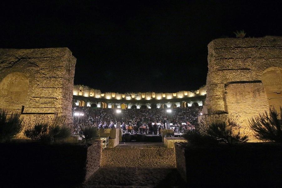 Teatro Romano di Benevento Apertura serale domenica 19 settembre tra storia,danza e musica.