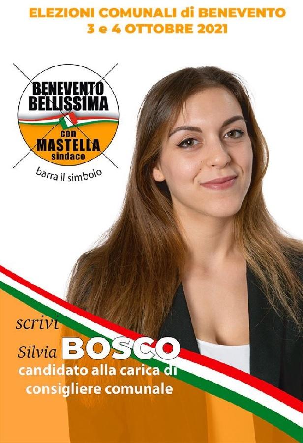 """Silvia Bosco (Benevento Bellissima): """"Questo sarà il mio contributo alla città"""""""