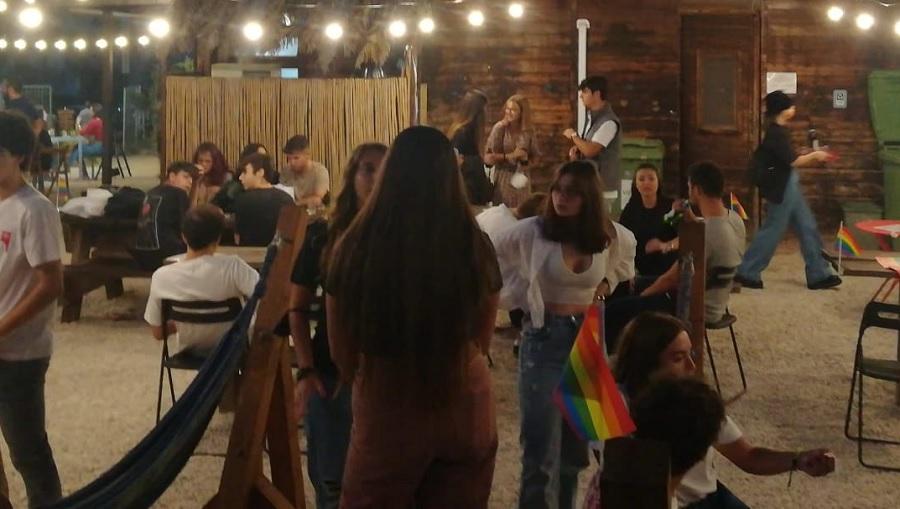 """Iniziativa sul tema delle discriminazioni sessuali. Aperitivo """"Pride"""" organizzato dai ragazzi dell'Unione degli Studenti (UdS)"""
