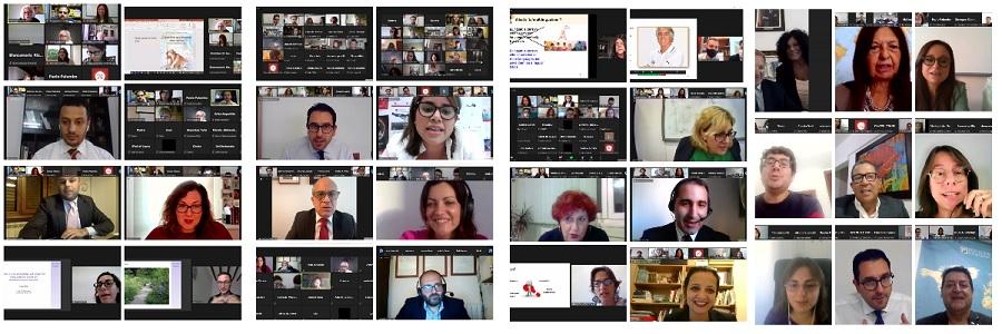 International Autumn Week all'Unifortunato 22 webinar e 7000 partecipanti da tutto il mondo alla prima edizione