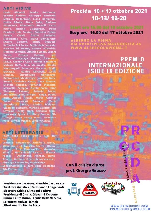 Presentata la IX edizione del premio internazionale Iside