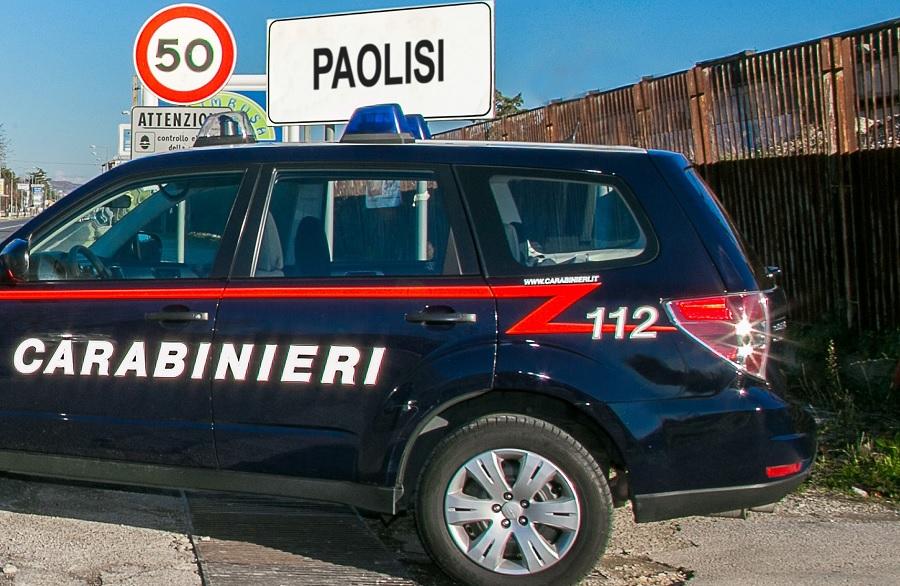 Paolisi: arrestato un 45enne di San Felice a Cancello  per furto aggravato sorpreso a smontare dossi artificiali
