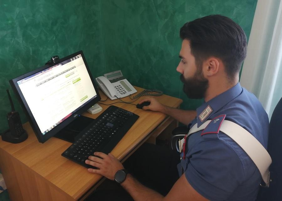 Molinara: denunciato un uomo per truffa e frode informatica
