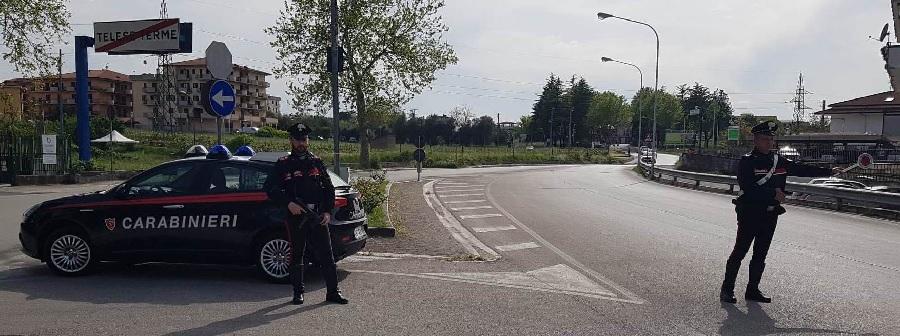 Telese Terme. Pusher 28ene sorpreso a spacciare arrestato dai Carabinieri