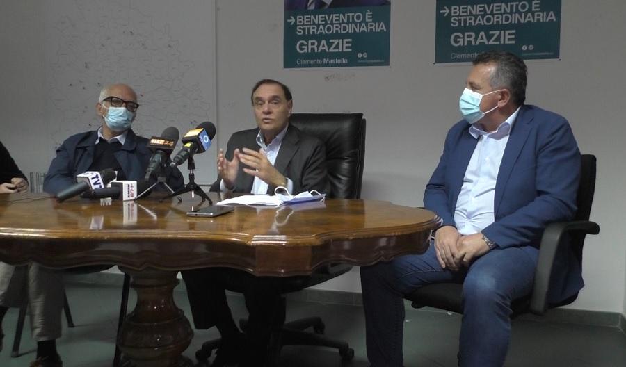 """Mastella e il ballottaggio : """"Già è accaduto : io ho vinto, Perifano ha perso"""""""