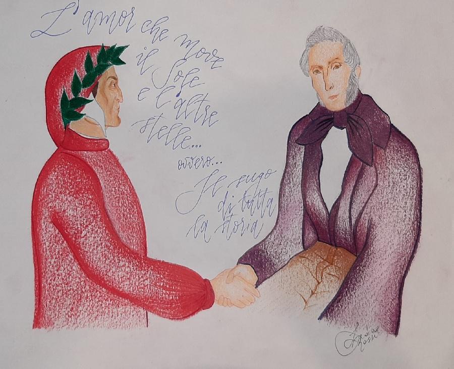 Dante – Manzoni. Da Martedì 26 ottobre al via ciclo di incontri all'Istituto Paritario De La Salle (BN)