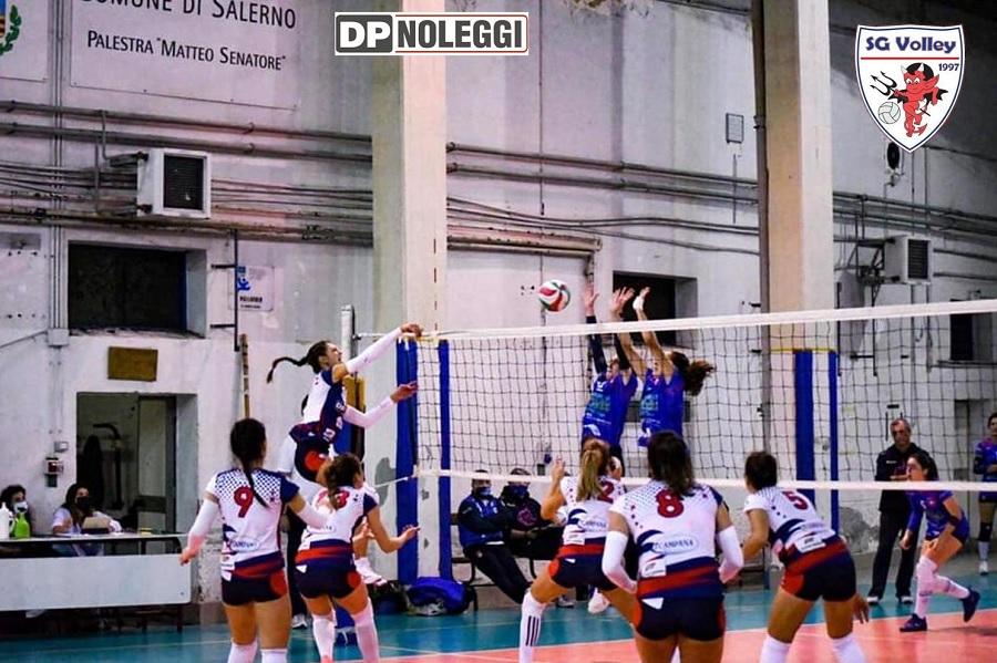 Esordio vincente per la DP Noleggi S.G.Volley