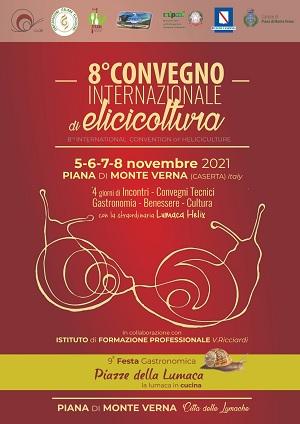 VIII convegno internazionale di elicicoltura, gli amanti della chiocciola arriveranno da tutta la Campania