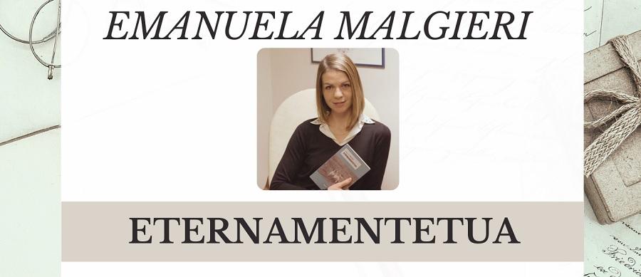 La Fondazione Gerardino Romano ospita l'Autrice Emanuela Malgieri e il suo libro Eternamentetua