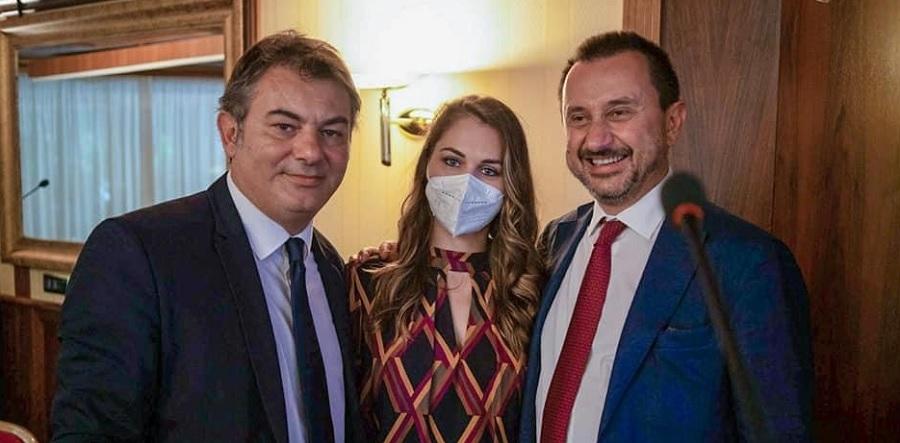 """'Sannio Libero': """"Vittoria Mastella, momento significativo per il presente ed il futuro di Benevento""""."""