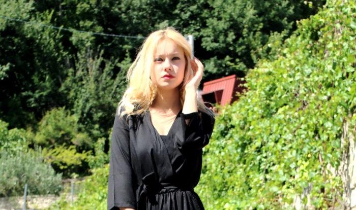 Teresa Morone, la blogger sannita divisa tra moda e impegno sociale |  infosannionews.it