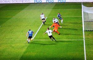 Inzaghi si tiene stretto il gol di Gaich. Spezia 1 Benevento 1
